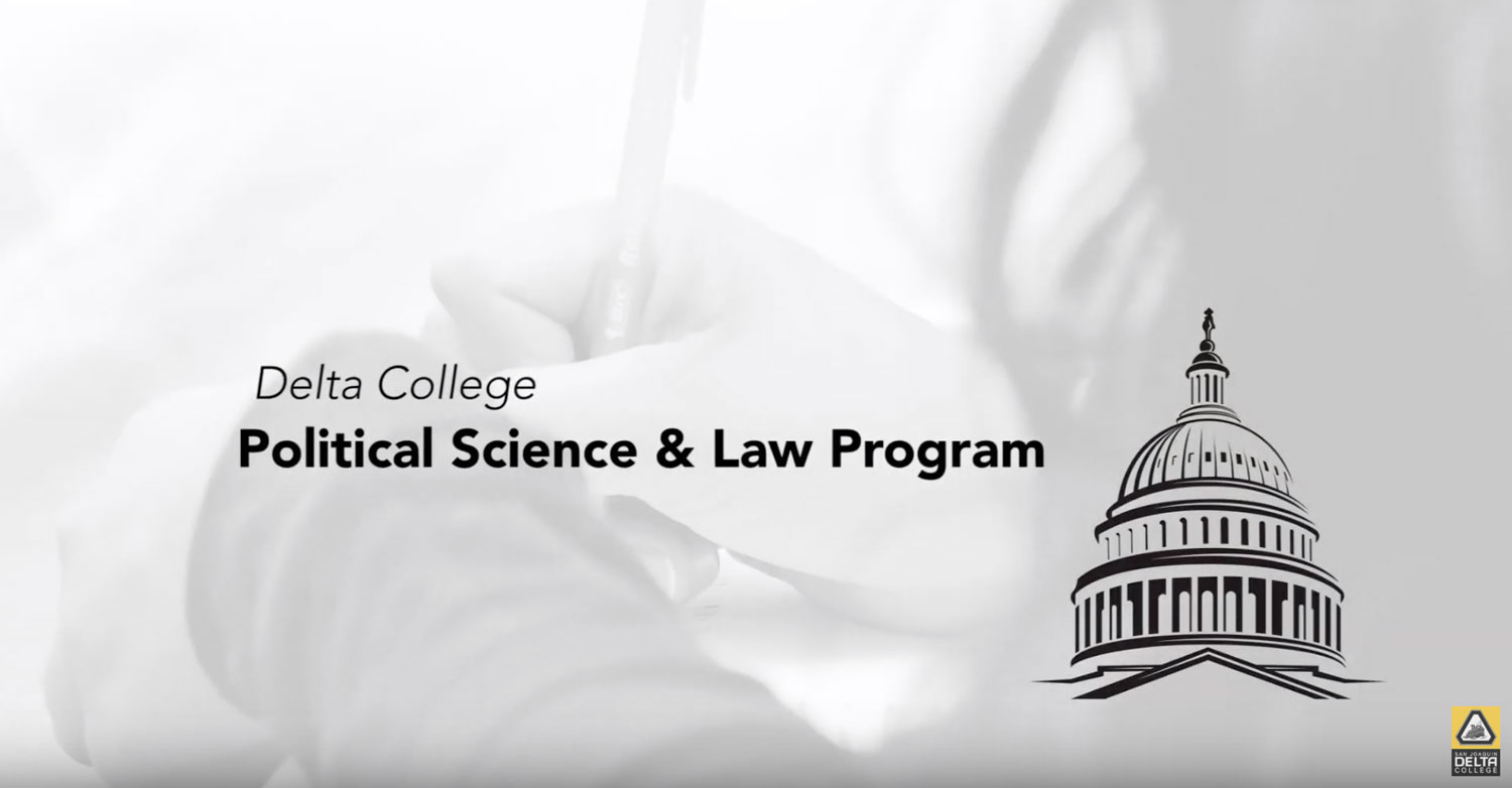 Delta College Political Science & Law Program