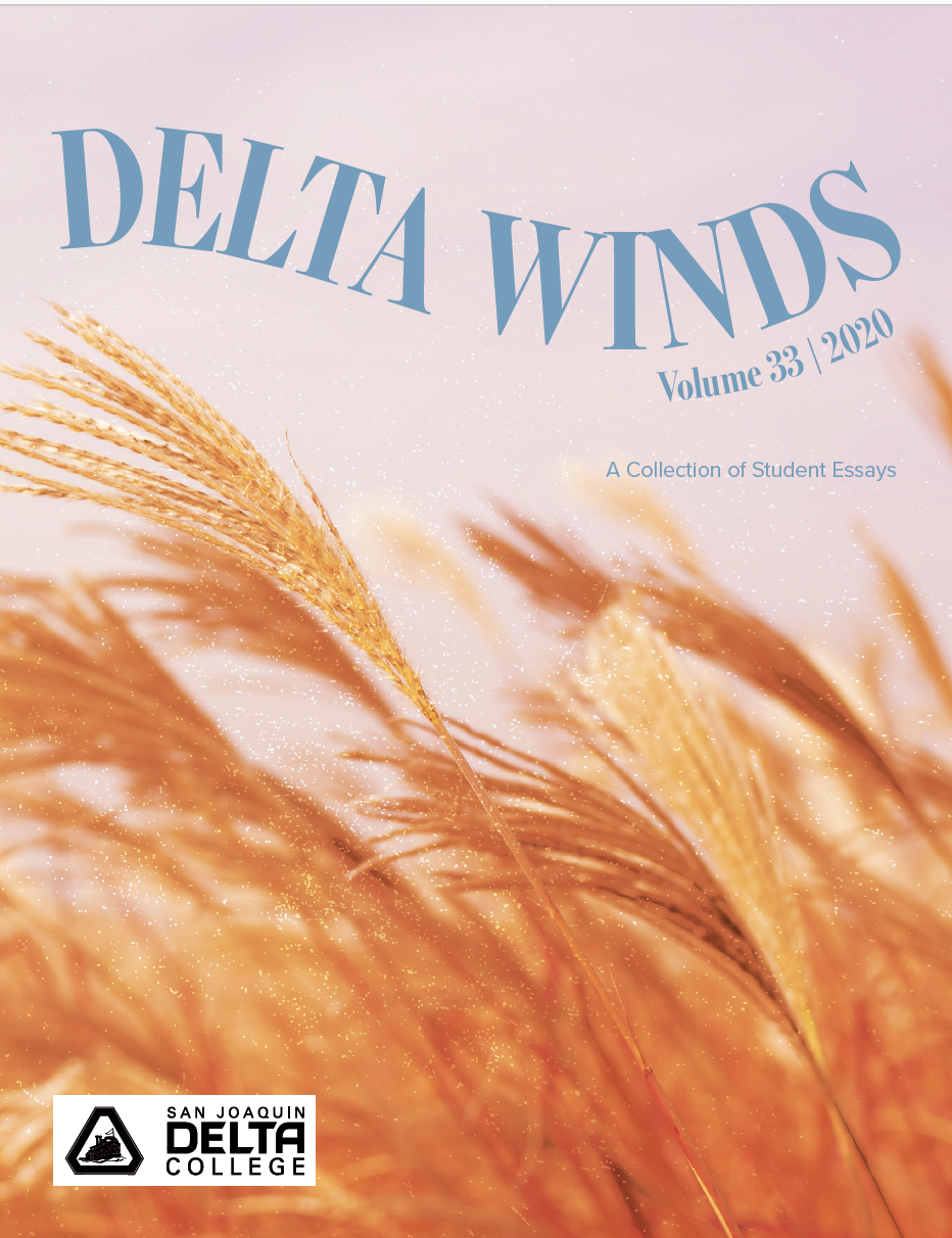 Delta Winds 2020 Cover