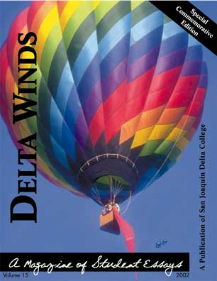 Delta Winds cover 2002