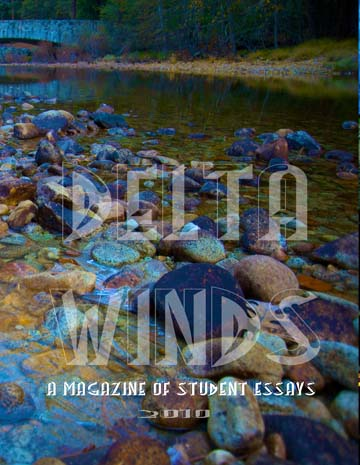 Delta Winds cover 2010