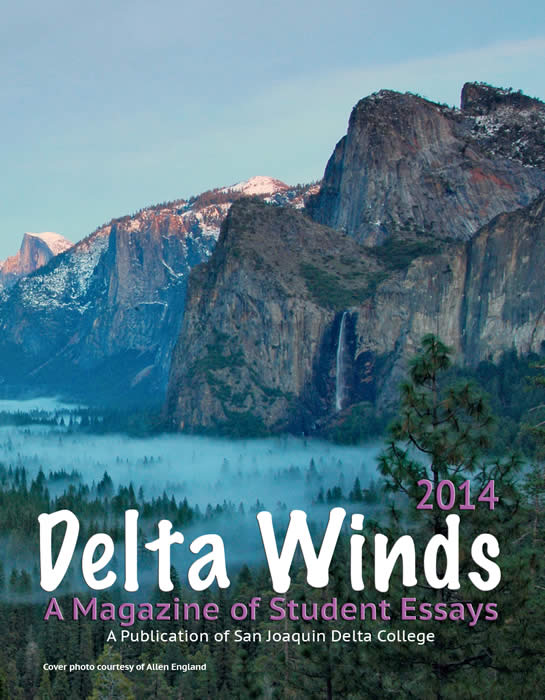 Delta Winds cover 2014