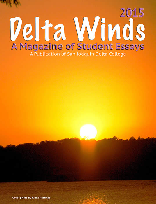 Delta Winds cover 2015