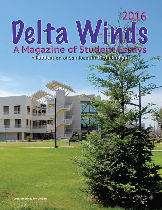 Delta Winds cover 2016