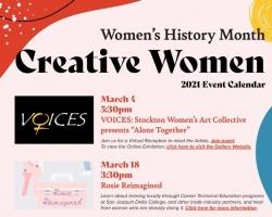 Delta College celebrates Women's History Month
