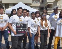 Entrepreneurship students at Delta College