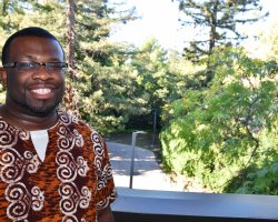 San Joaquin Delta College professor of African American history Evan Wade was recently recognized by the African American Chamber of Commerce in San Joaquin County for his community efforts.