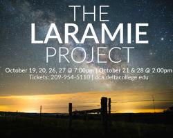 """San Joaquin Delta College drama students present """"The Laramie Project"""""""