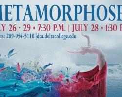 "San Joaquin Delta College drama students present ""Metamorphoses"""