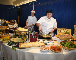 """Culinary arts students at San Joaquin Delta College will host their annual """"Winter Feast"""" fundraiser on Dec. 5."""