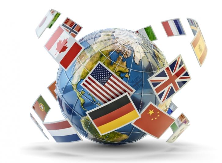 modern-languages-globe