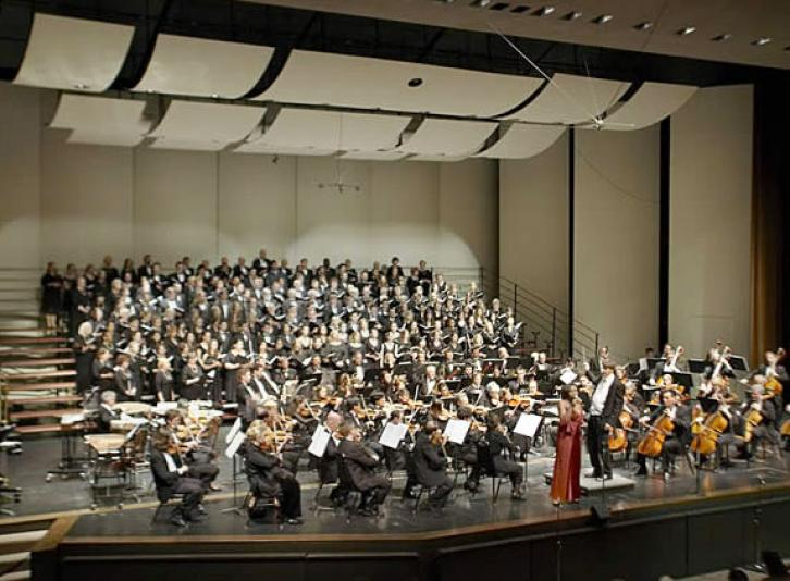 Stockton symphony performs at atherton