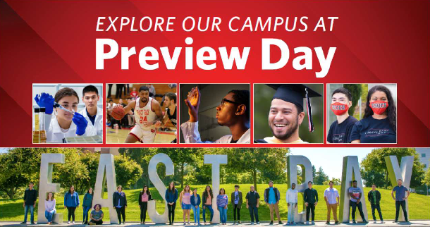 CSU East Bay Preview DAy