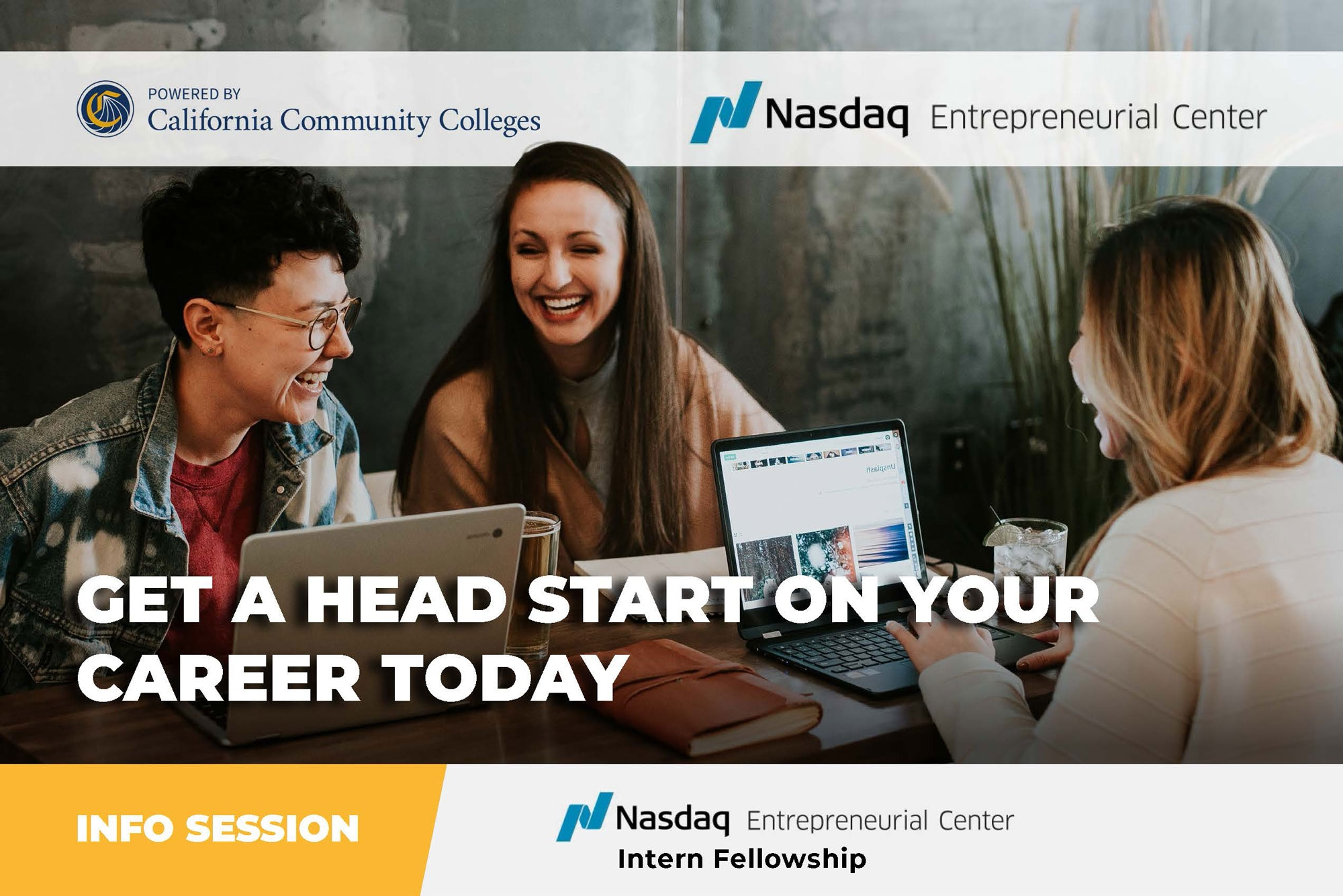 Get a Head Start on Your Career Today