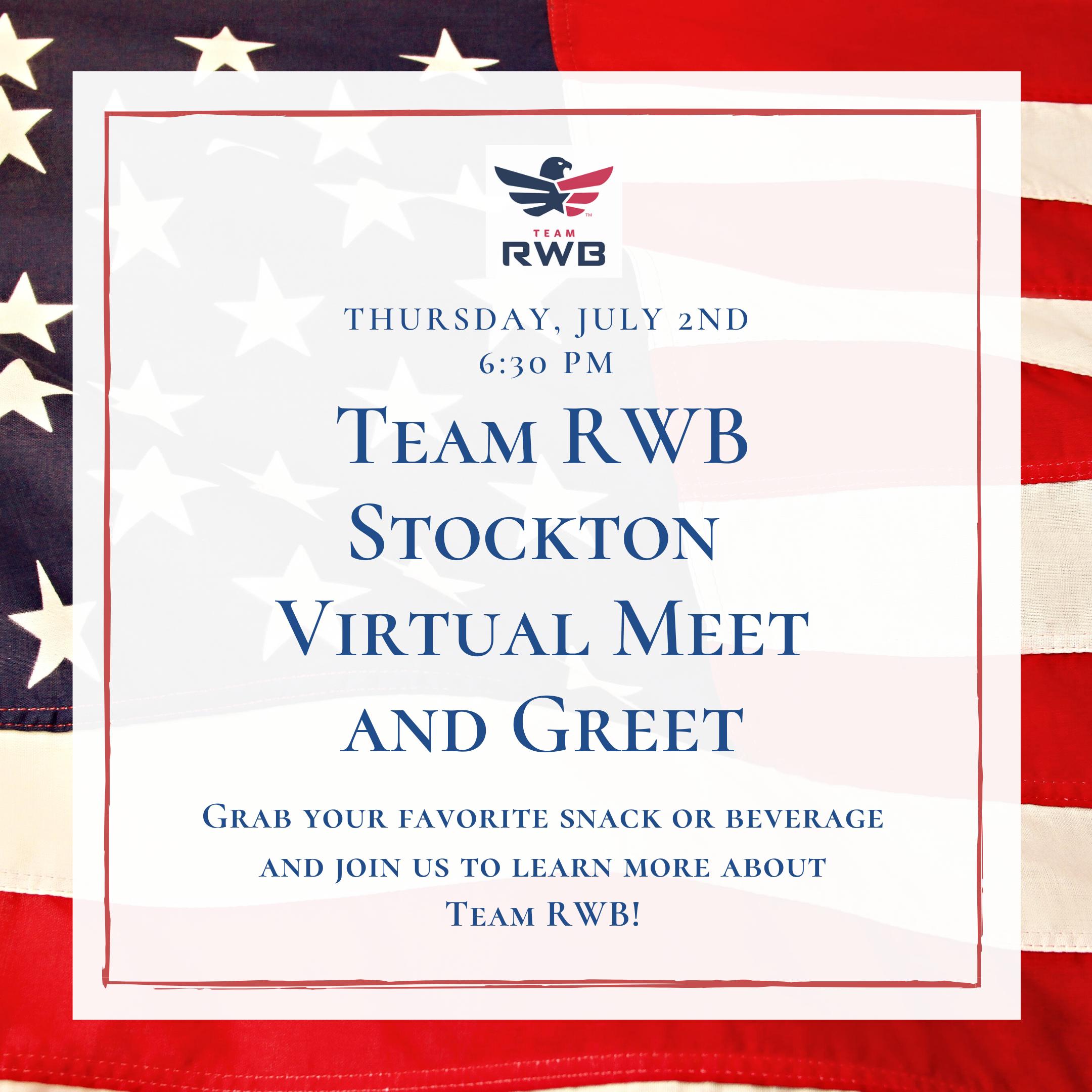 RWB Delta Meet & Greet