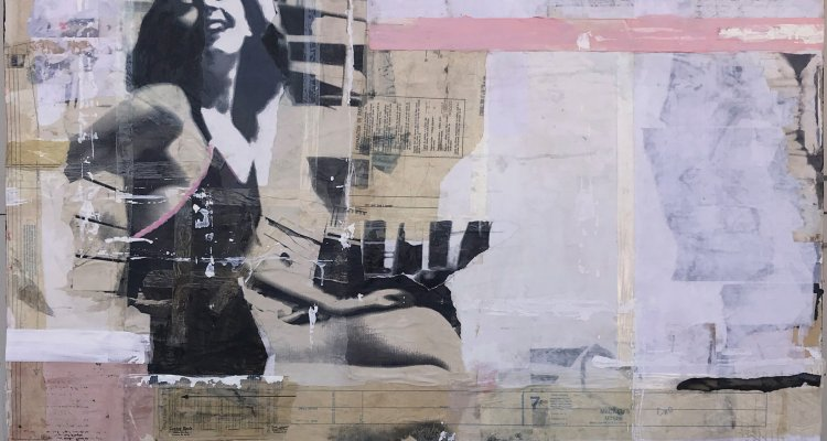 """""""Miss Mrs. Ms. Series, At the Club"""" by The Temple Sisters is one of the pieces to be displayed during San Joaquin Delta College's latest Horton Gallery exhibit, """"The New Domestics: Finding Beauty in the Mundane"""""""