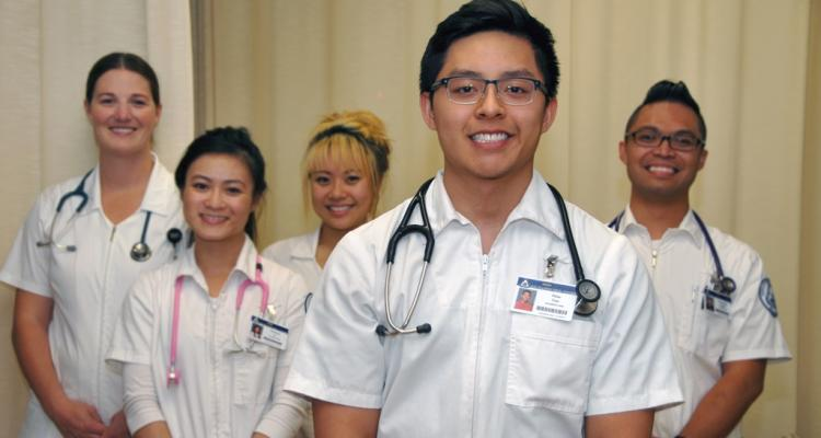 San Joaquin Delta College nursing students saw a 588 percent increase in wages within one year of finishing college.