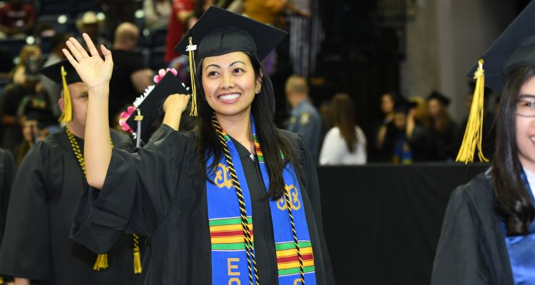 San Joaquin Delta College presents its 84th annual Commencement ceremony on Thursday, May 23 at 6 p.m. at Stockton Arena.