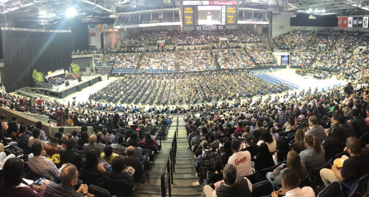 Relive Delta College's 2019 Commencement ceremony through the social media posts of those who experienced it.