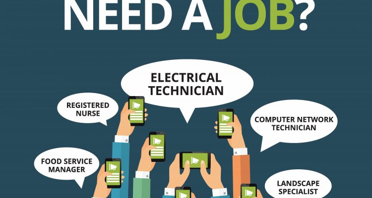"""San Joaquin Delta College has partnered with JobSpeaker to provide students with an app that """"matches"""" them with potential employers."""