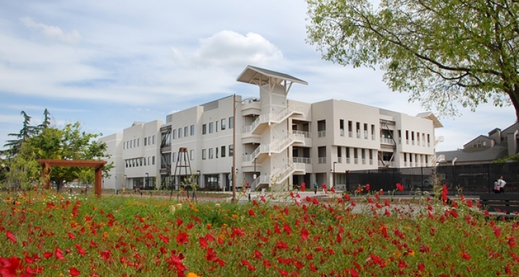 The Science and Mathematics Building at San Joaquin Delta College is one example of a project funded by voter-approved Measure L.
