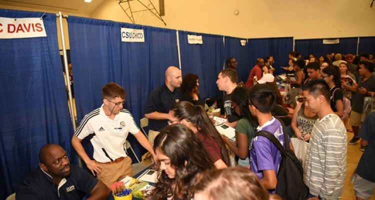 San Joaquin Delta College will host the annual College Night on Tuesday, Aug. 28 at 5:30 p.m.