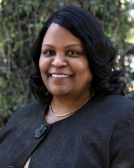 Staff Photo of Dr. Lisa Cooper Wilkins